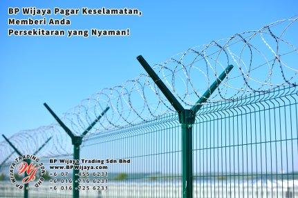 BP Wijaya Trading Sdn Bhd Malaysia Pahang Kuantan Temerloh Mentakab Pengeluar Pagar Keselamatan Pagar Taman Bangunan dan Kilang dan Rumah untuk Bandar Pemborong Pagar A01-53