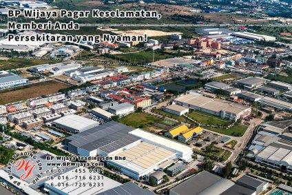 BP Wijaya Trading Sdn Bhd Malaysia Pahang Kuantan Temerloh Mentakab Pengeluar Pagar Keselamatan Pagar Taman Bangunan dan Kilang dan Rumah untuk Bandar Pemborong Pagar A01-54