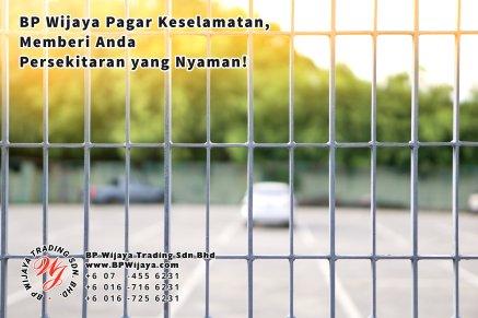 BP Wijaya Trading Sdn Bhd Malaysia Pahang Kuantan Temerloh Mentakab Pengeluar Pagar Keselamatan Pagar Taman Bangunan dan Kilang dan Rumah untuk Bandar Pemborong Pagar A01-56