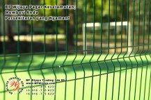 BP Wijaya Trading Sdn Bhd Malaysia Pahang Kuantan Temerloh Mentakab Pengeluar Pagar Keselamatan Pagar Taman Bangunan dan Kilang dan Rumah untuk Bandar Pemborong Pagar A01-61
