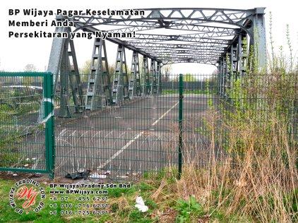 BP Wijaya Trading Sdn Bhd Malaysia Pahang Kuantan Temerloh Mentakab Pengeluar Pagar Keselamatan Pagar Taman Bangunan dan Kilang dan Rumah untuk Bandar Pemborong Pagar A01-63