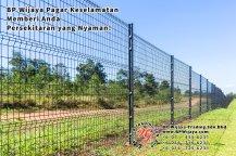 BP Wijaya Trading Sdn Bhd Malaysia Pahang Kuantan Temerloh Mentakab Pengeluar Pagar Keselamatan Pagar Taman Bangunan dan Kilang dan Rumah untuk Bandar Pemborong Pagar A01-64