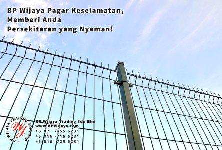 BP Wijaya Trading Sdn Bhd Malaysia Pahang Kuantan Temerloh Mentakab Pengeluar Pagar Keselamatan Pagar Taman Bangunan dan Kilang dan Rumah untuk Bandar Pemborong Pagar A01-71