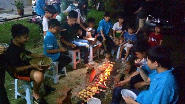 和平团契 Peace Fellowship 2018年 10月份 12日 我们的晚餐 A03