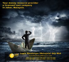 Johor Licensed Loan Company Licensed Money Lender Lupin Resources Malaysia SDN BHD Your money resource provider Kulai Johor Bahru Johor Malaysia Business Loan A01-07