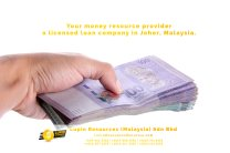 Johor Licensed Loan Company Licensed Money Lender Lupin Resources Malaysia SDN BHD Your money resource provider Kulai Johor Bahru Johor Malaysia Business Loan A01-10