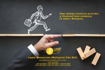 Johor Licensed Loan Company Licensed Money Lender Lupin Resources Malaysia SDN BHD Your money resource provider Kulai Johor Bahru Johor Malaysia Business Loan A01-11