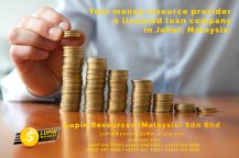 Johor Licensed Loan Company Licensed Money Lender Lupin Resources Malaysia SDN BHD Your money resource provider Kulai Johor Bahru Johor Malaysia Business Loan A01-26