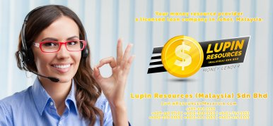 Johor Licensed Loan Company Licensed Money Lender Lupin Resources Malaysia SDN BHD Your money resource provider Kulai Johor Bahru Johor Malaysia Business Loan A01-33