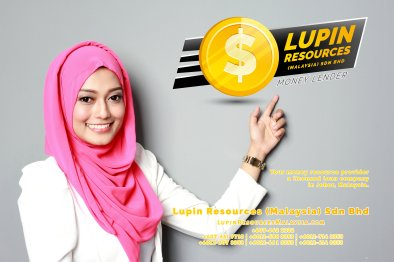 Johor Licensed Loan Company Licensed Money Lender Lupin Resources Malaysia SDN BHD Your money resource provider Kulai Johor Bahru Johor Malaysia Business Loan A01-36