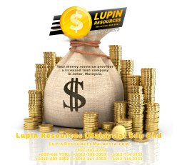 Johor Licensed Loan Company Licensed Money Lender Lupin Resources Malaysia SDN BHD Your money resource provider Kulai Johor Bahru Johor Malaysia Business Loan A01-45