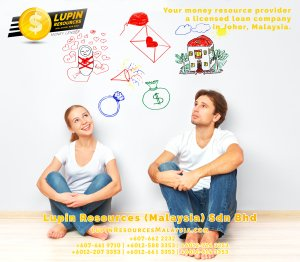 Johor Licensed Loan Company Licensed Money Lender Lupin Resources Malaysia SDN BHD Your money resource provider Kulai Johor Bahru Johor Malaysia Business Loan A01-49