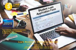 Johor Licensed Loan Company Licensed Money Lender Lupin Resources Malaysia SDN BHD Your money resource provider Kulai Johor Bahru Johor Malaysia Business Loan A01-52