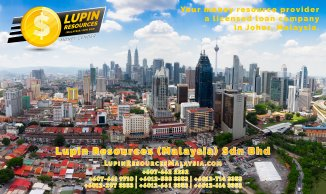 Johor Licensed Loan Company Licensed Money Lender Lupin Resources Malaysia SDN BHD Your money resource provider Kulai Johor Bahru Johor Malaysia Business Loan A01-57