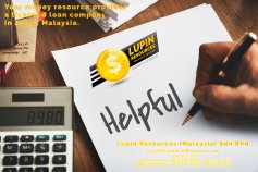 Johor Licensed Loan Company Licensed Money Lender Lupin Resources Malaysia SDN BHD Your money resource provider Kulai Johor Bahru Johor Malaysia Business Loan A01-60