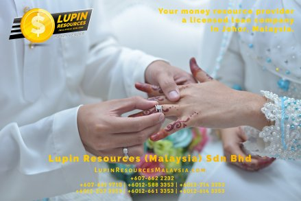 Johor Licensed Loan Company Licensed Money Lender Lupin Resources Malaysia SDN BHD Your money resource provider Kulai Johor Bahru Johor Malaysia Business Loan A01-71