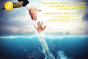 Johor Licensed Loan Company Licensed Money Lender Lupin Resources Malaysia SDN BHD Your money resource provider Kulai Johor Bahru Johor Malaysia Business Loan A01-75