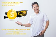 Johor Licensed Loan Company Licensed Money Lender Lupin Resources Malaysia SDN BHD Your money resource provider Kulai Johor Bahru Johor Malaysia Business Loan A01-78