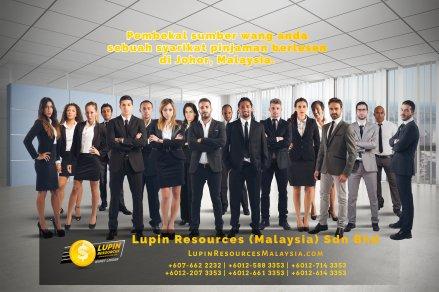 Johor Syarikat Pinjaman Berlesen Lupin Resources Malaysia SDN BHD Pembekal Sumber Wang Anda Kulai Johor Bahru Johor Malaysia Pinjaman Perniagaan Pinjaman Peribadi A01-03