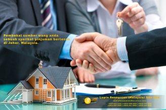 Johor Syarikat Pinjaman Berlesen Lupin Resources Malaysia SDN BHD Pembekal Sumber Wang Anda Kulai Johor Bahru Johor Malaysia Pinjaman Perniagaan Pinjaman Peribadi A01-06