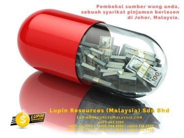 Johor Syarikat Pinjaman Berlesen Lupin Resources Malaysia SDN BHD Pembekal Sumber Wang Anda Kulai Johor Bahru Johor Malaysia Pinjaman Perniagaan Pinjaman Peribadi A01-19
