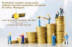 Johor Syarikat Pinjaman Berlesen Lupin Resources Malaysia SDN BHD Pembekal Sumber Wang Anda Kulai Johor Bahru Johor Malaysia Pinjaman Perniagaan Pinjaman Peribadi A01-24