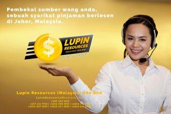 Johor Syarikat Pinjaman Berlesen Lupin Resources Malaysia SDN BHD Pembekal Sumber Wang Anda Kulai Johor Bahru Johor Malaysia Pinjaman Perniagaan Pinjaman Peribadi A01-27