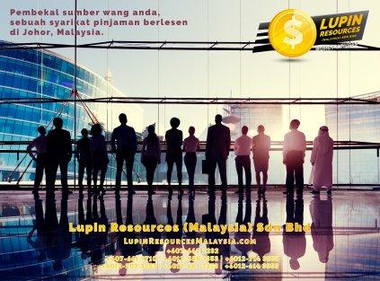 Johor Syarikat Pinjaman Berlesen Lupin Resources Malaysia SDN BHD Pembekal Sumber Wang Anda Kulai Johor Bahru Johor Malaysia Pinjaman Perniagaan Pinjaman Peribadi A01-39