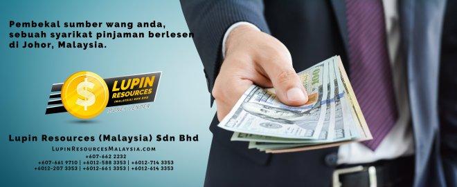 Johor Syarikat Pinjaman Berlesen Lupin Resources Malaysia SDN BHD Pembekal Sumber Wang Anda Kulai Johor Bahru Johor Malaysia Pinjaman Perniagaan Pinjaman Peribadi A01-40