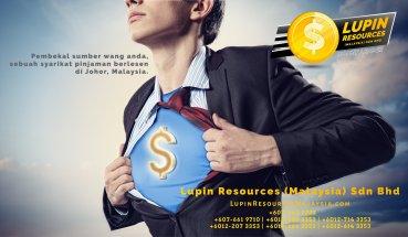 Johor Syarikat Pinjaman Berlesen Lupin Resources Malaysia SDN BHD Pembekal Sumber Wang Anda Kulai Johor Bahru Johor Malaysia Pinjaman Perniagaan Pinjaman Peribadi A01-44