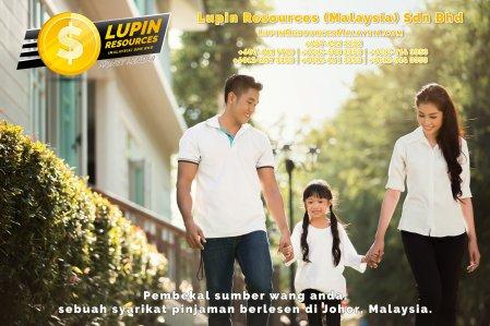 Johor Syarikat Pinjaman Berlesen Lupin Resources Malaysia SDN BHD Pembekal Sumber Wang Anda Kulai Johor Bahru Johor Malaysia Pinjaman Perniagaan Pinjaman Peribadi A01-53