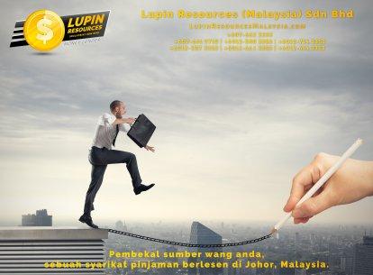 Johor Syarikat Pinjaman Berlesen Lupin Resources Malaysia SDN BHD Pembekal Sumber Wang Anda Kulai Johor Bahru Johor Malaysia Pinjaman Perniagaan Pinjaman Peribadi A01-58