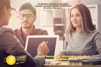 Johor Syarikat Pinjaman Berlesen Lupin Resources Malaysia SDN BHD Pembekal Sumber Wang Anda Kulai Johor Bahru Johor Malaysia Pinjaman Perniagaan Pinjaman Peribadi A01-73