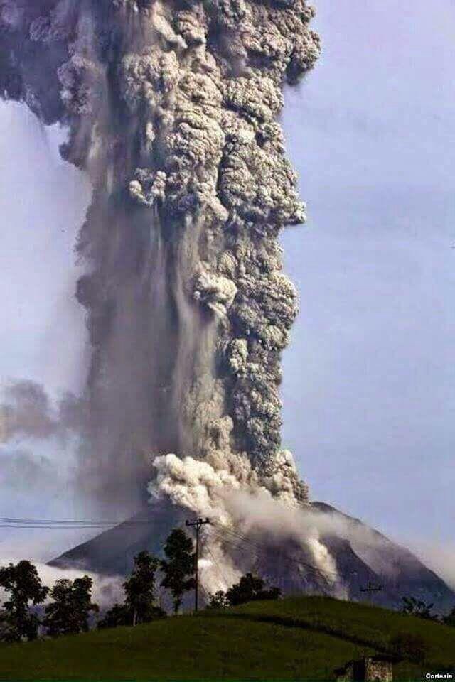 Volcano A01