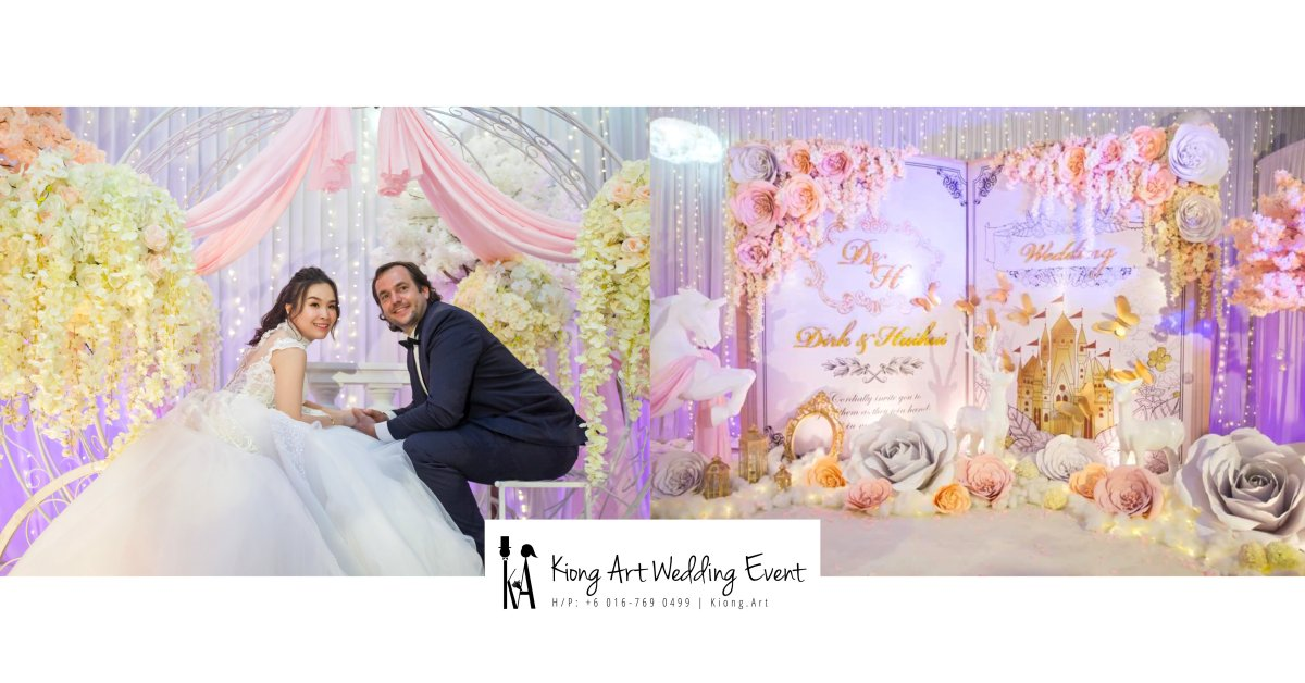 Legend of Fairy Tales @ 21 Oct 2017 | Wedding Theme