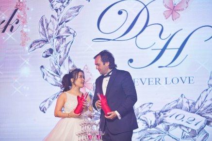 Kiong Art Wedding Event Kuala Lumpur Malaysia Wedding Decoration One-stop Wedding Planning Legend of Fairy Tales Grand Sea View Restaurant 海景宴宾楼 A08-A01-10