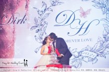 Kiong Art Wedding Event Kuala Lumpur Malaysia Wedding Decoration One-stop Wedding Planning Legend of Fairy Tales Grand Sea View Restaurant 海景宴宾楼 A08-A01-11