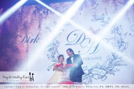 Kiong Art Wedding Event Kuala Lumpur Malaysia Wedding Decoration One-stop Wedding Planning Legend of Fairy Tales Grand Sea View Restaurant 海景宴宾楼 A08-A01-15