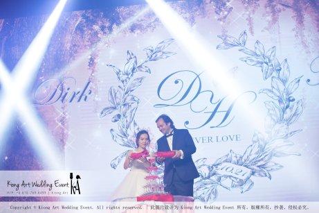 Kiong Art Wedding Event Kuala Lumpur Malaysia Wedding Decoration One-stop Wedding Planning Legend of Fairy Tales Grand Sea View Restaurant 海景宴宾楼 A08-A01-16