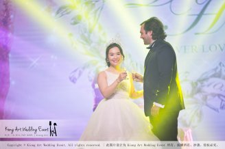 Kiong Art Wedding Event Kuala Lumpur Malaysia Wedding Decoration One-stop Wedding Planning Legend of Fairy Tales Grand Sea View Restaurant 海景宴宾楼 A08-A01-18
