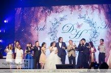 Kiong Art Wedding Event Kuala Lumpur Malaysia Wedding Decoration One-stop Wedding Planning Legend of Fairy Tales Grand Sea View Restaurant 海景宴宾楼 A08-A01-24