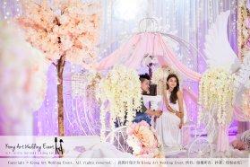 Kiong Art Wedding Event Kuala Lumpur Malaysia Wedding Decoration One-stop Wedding Planning Legend of Fairy Tales Grand Sea View Restaurant 海景宴宾楼 A08-A01-32