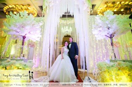 Kiong Art Wedding Event Kuala Lumpur Malaysia Wedding Decoration One-stop Wedding Planning Legend of Fairy Tales Grand Sea View Restaurant 海景宴宾楼 A08-A01-39