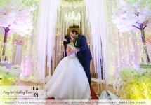 Kiong Art Wedding Event Kuala Lumpur Malaysia Wedding Decoration One-stop Wedding Planning Legend of Fairy Tales Grand Sea View Restaurant 海景宴宾楼 A08-A01-40