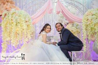 Kiong Art Wedding Event Kuala Lumpur Malaysia Wedding Decoration One-stop Wedding Planning Legend of Fairy Tales Grand Sea View Restaurant 海景宴宾楼 A08-A01-42