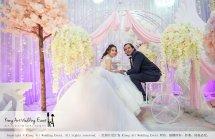 Kiong Art Wedding Event Kuala Lumpur Malaysia Wedding Decoration One-stop Wedding Planning Legend of Fairy Tales Grand Sea View Restaurant 海景宴宾楼 A08-A01-43