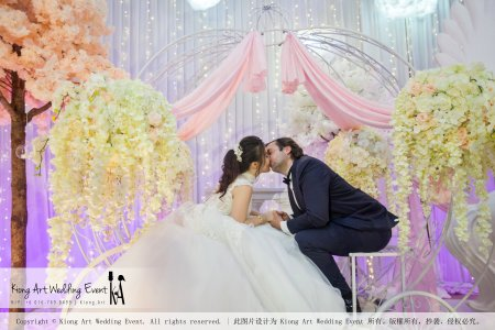 Kiong Art Wedding Event Kuala Lumpur Malaysia Wedding Decoration One-stop Wedding Planning Legend of Fairy Tales Grand Sea View Restaurant 海景宴宾楼 A08-A01-44