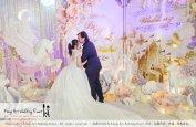 Kiong Art Wedding Event Kuala Lumpur Malaysia Wedding Decoration One-stop Wedding Planning Legend of Fairy Tales Grand Sea View Restaurant 海景宴宾楼 A08-A01-46