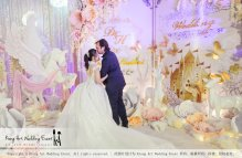 Kiong Art Wedding Event Kuala Lumpur Malaysia Wedding Decoration One-stop Wedding Planning Legend of Fairy Tales Grand Sea View Restaurant 海景宴宾楼 A08-A01-46