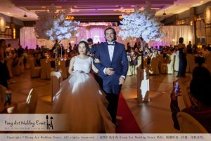 Kiong Art Wedding Event Kuala Lumpur Malaysia Wedding Decoration One-stop Wedding Planning Legend of Fairy Tales Grand Sea View Restaurant 海景宴宾楼 A08-A01-49